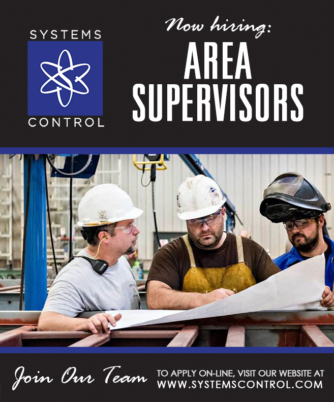 Area Supervisor for iCIMS
