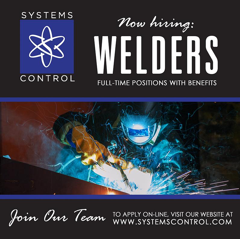 Welding post version 2 ICIMS